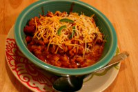 John's Costa Esmeralda Chili- recipe